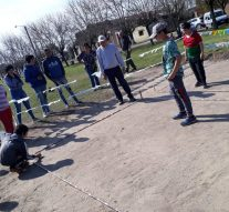 En Carrizales se llevó cabo la primera regional del «Torneo Provincial de Bolitas»