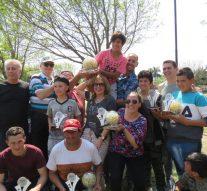 En San Jorge se vivió la gran final del «Torneo Provincial de Bolitas»