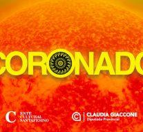 """""""Coronado"""", la propuesta para conocer el Sol en las comunidades santafesinas"""