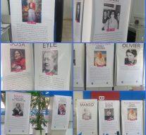 La Muestra «Ellas y la lucha por sus derechos» visita Bouquet