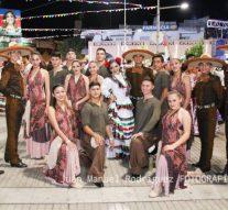 Ballet comunal Raíces de mi Tierra junto a Bailarines de Sastre y Ortíz participaron de importante Festival.