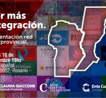El Ente Cultural presenta su trabajo interprovincial 2019