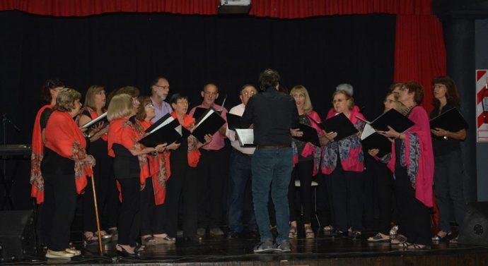 Encuentro de Coros en Totoras