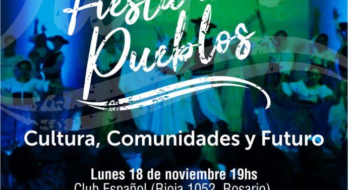 La «Fiesta de los Pueblos» llega a Rosario