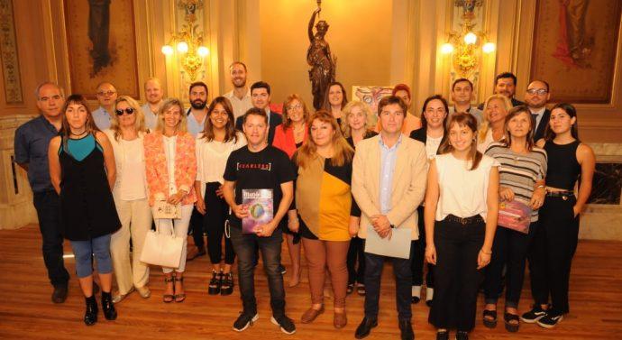 En Córdoba se presentó el trabajo interprovincial del Ente Cultural