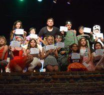 Tortugas: Cierre del Taller de Teatro para Niños, Niñas y Adolescentes.