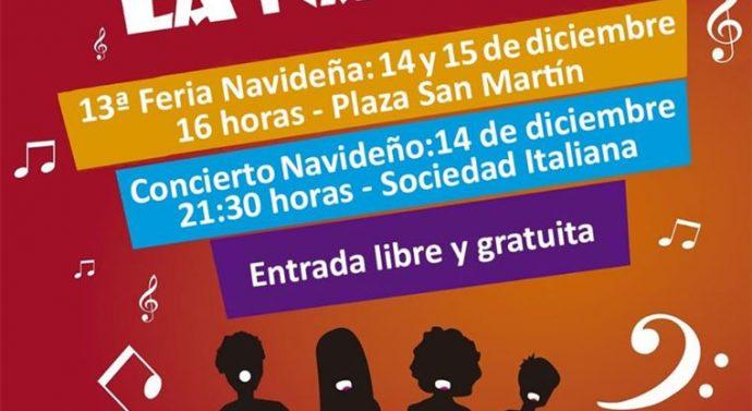 """San Jorge: """"13° Feria de Artesanos y Manualistas"""""""