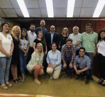 El Ente Cultural Santafesino se reunió en Marcos Juárez-Cba