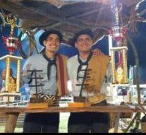 Asadores parejenses obtuvieron el 3° puesto en la Fiesta Provincial del Asador