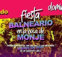 Monje: La Fiesta del Balneario reconfirmó los shows para el domingo
