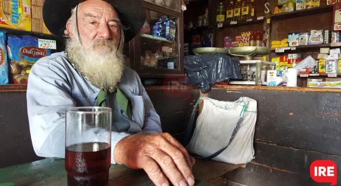 """Falleció Bartolo, """"el último gaucho"""", y lo llora el Boliche de Pérez"""