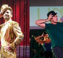 Juan José Marco, el totorense actor y capitán de baile en el musical de Antonio Banderas