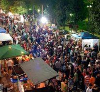 Pueblo Andino se encuentra en la Plaza con Show y Feria