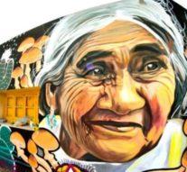 Arte público por el agua: comenzó la limpieza del Arroyo Monje