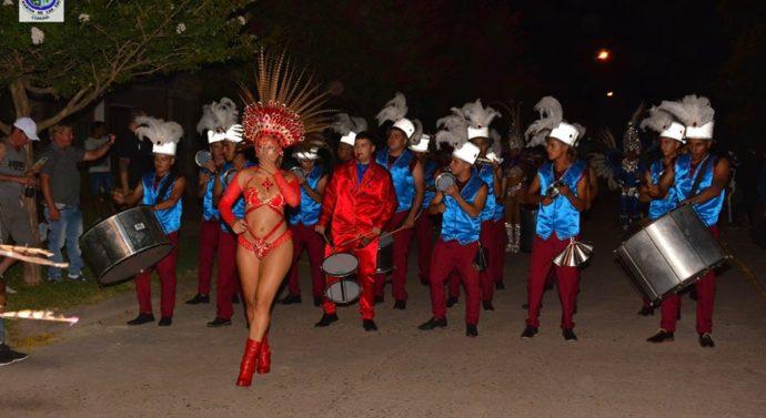 «Carnavales 2020» en San Martín de las Escobas