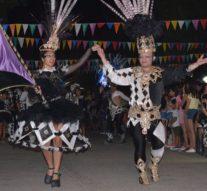 Noche de Carnaval en Montes de Oca