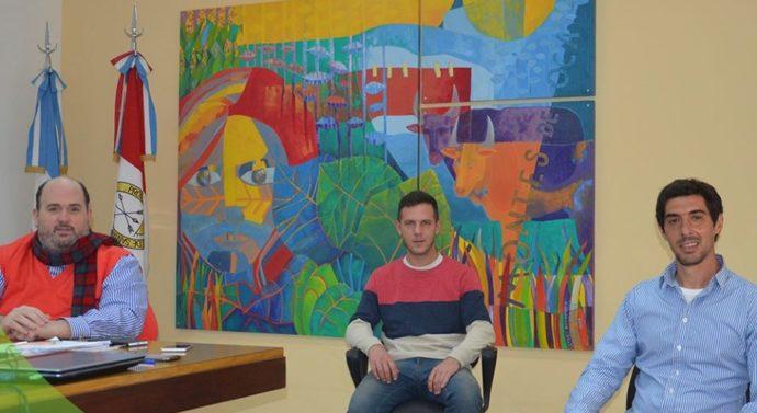 Montes de Oca: Se presentó el vídeo de «Hoy» obra de Romám Cadoppi