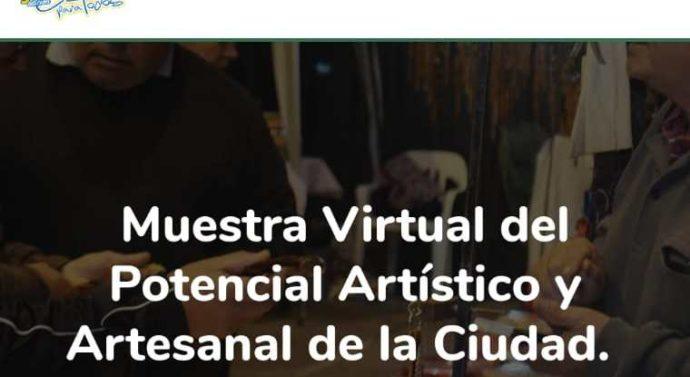 Las Parejas: Se realizó de manera virtual la 9na Edición de «Cultura para Todos»