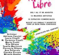 Muestra «Al Arte Libre» en San Jorge