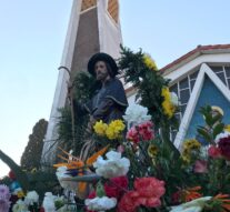 Las Fiestas Patronales se vivieron en María Susana