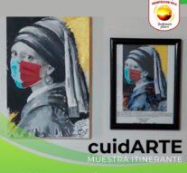 «CuidARTE» llegó a Montes de Oca iniciando la gira en la Usina I