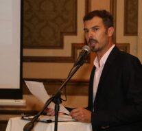 Claudio Pellegrini es el nuevo Presidente del Ente Cultural Santafesino