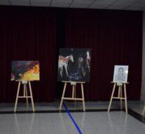 Las Parejas inauguró «Forma y Color» de la Usina I (norte)
