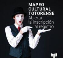 Comenzó el Mapeo Cultural Totorense