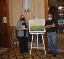 La obra de Silvio Torti (Sastre) representará a la Usina I (norte)