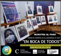 María Susana inauguró «En Boca de Todos»