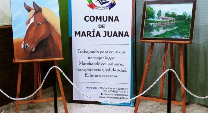 María Juana convoca a sus Artistas Plásticos