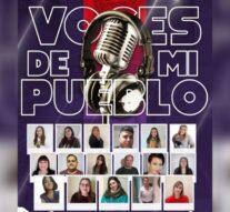 Las Rosas: Se viene «Voces de mi Pueblo»