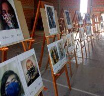 «En Boca de Todos» se expone en el Vacunatorio de San Jorge