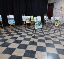 Tortugas sigue exponiendo la Muestra «Aves» en el Salón Cultural