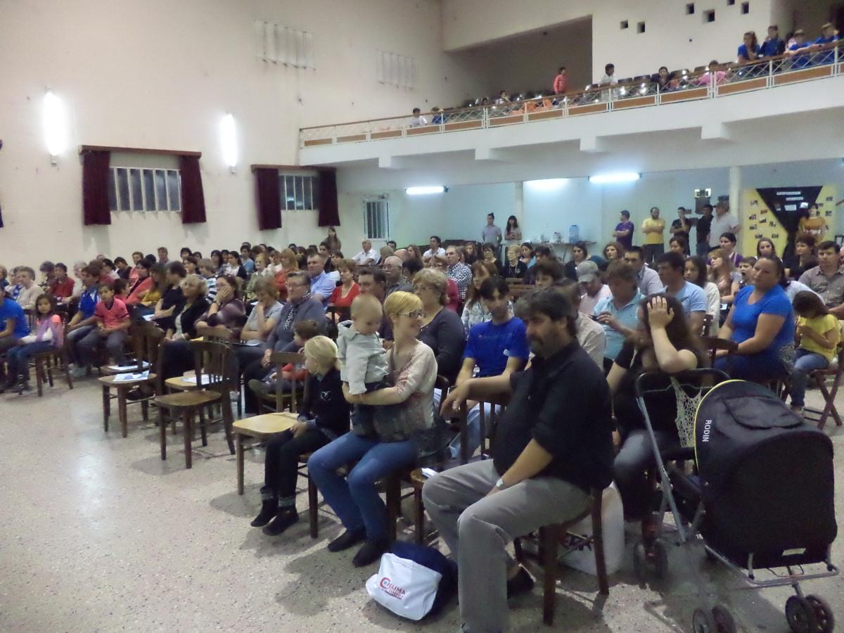 """""""El Cabildo Cultural Santafesino tuvo el calor del pueblo"""""""