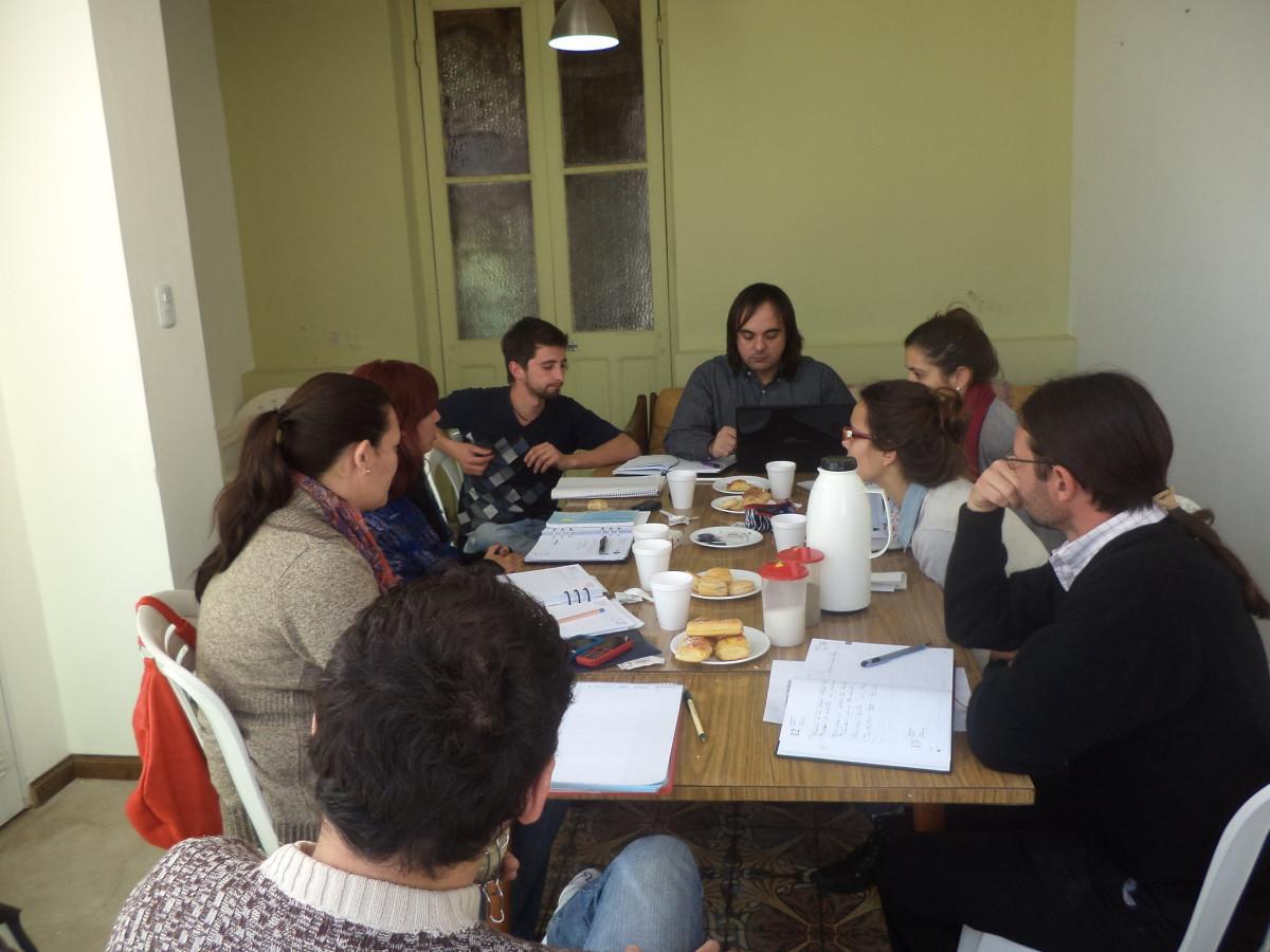 La Usina Cultural II se reunió en Ramona