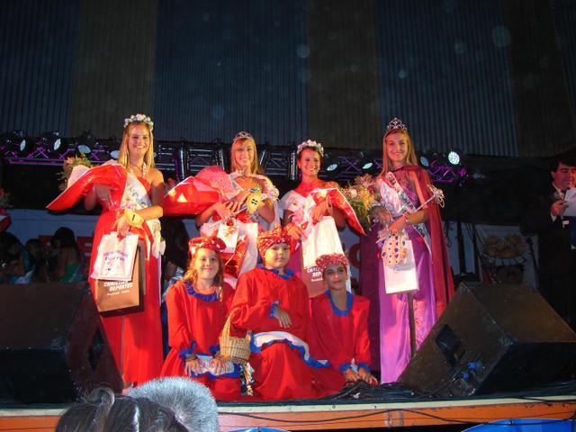 Felicia: La 16º Fiesta Provincial de la Empanada fue un éxito