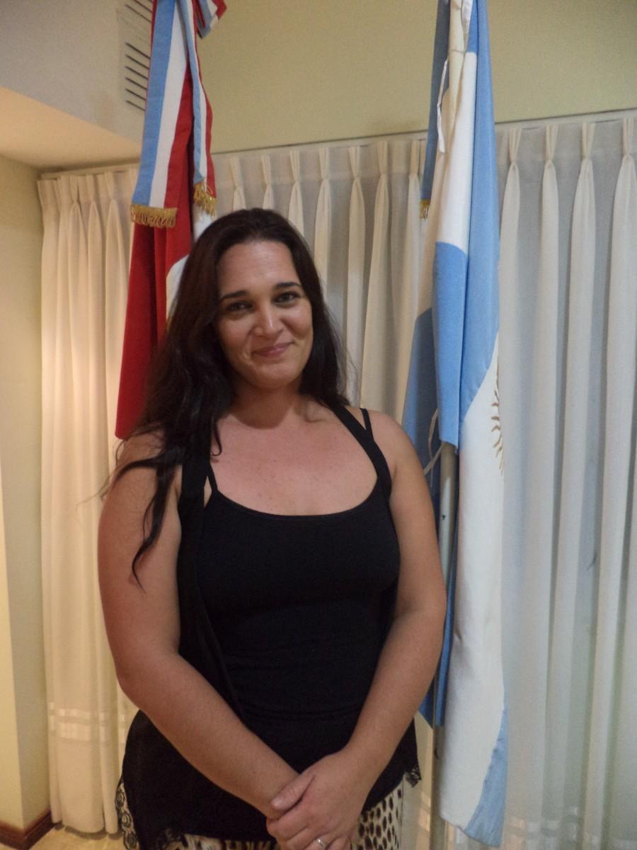 La Prof.Romina Rodriguez Kern presidirá el Ente Cultural durante el 2014