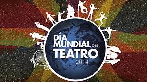 «Día Internacional del Teatro» por Fernando Pallas
