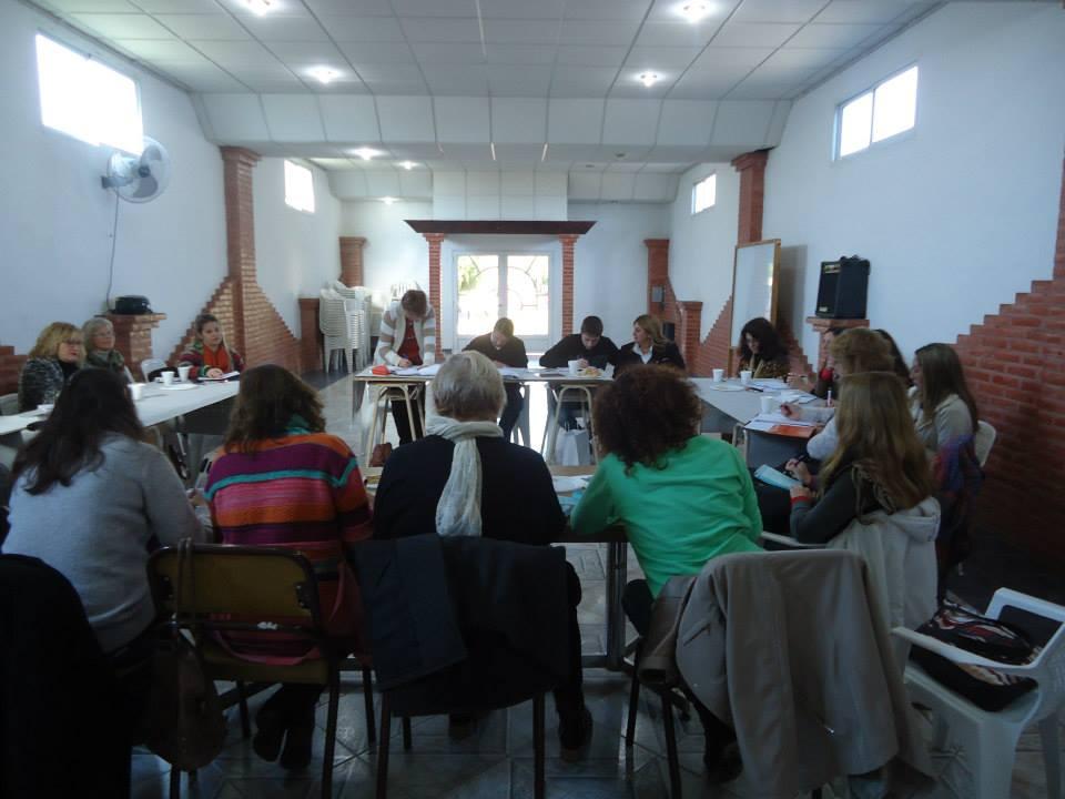 Jornada de Trabajo positiva de la Usina II en Humboldt