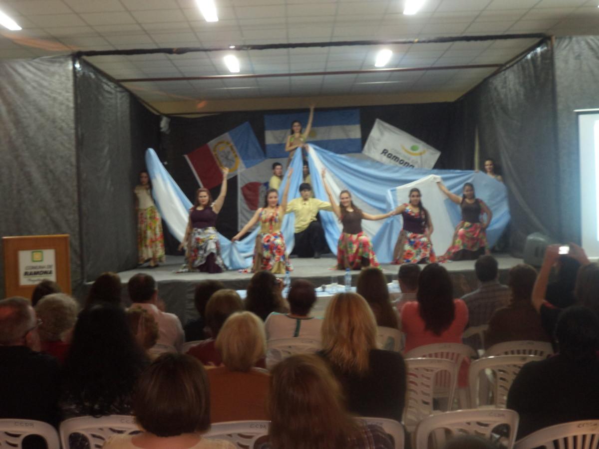 Ramona: La Danza fue protagonista del Cabildo Cultural Santafesino