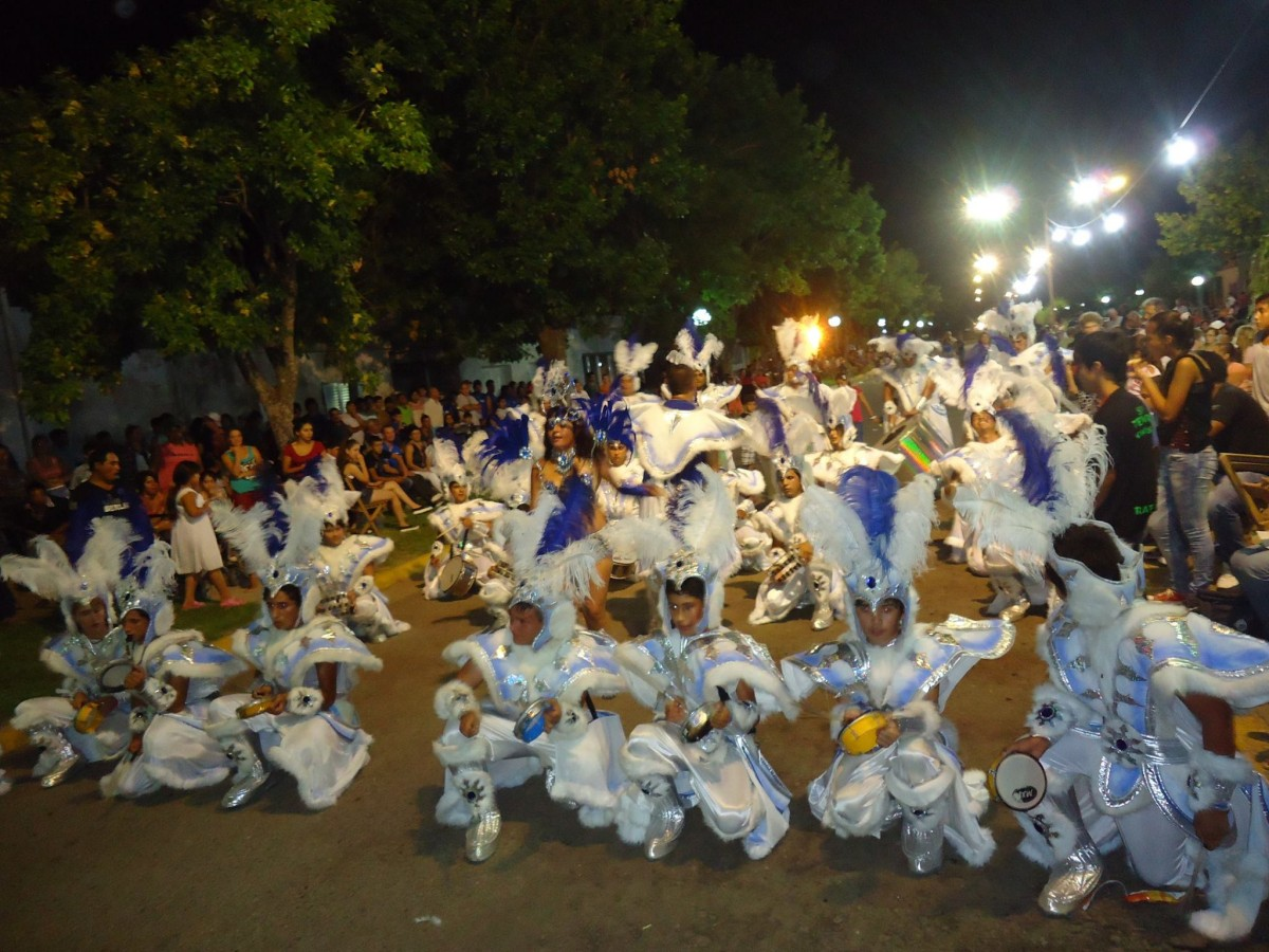 Espectaculares Carnavales en Ataliva