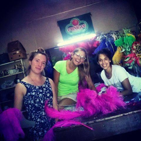 Ataliva se prepara para vivir la primera noche de Carnaval