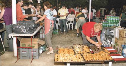 Felicia prepara la «Fiesta Provincial de la Empanada»