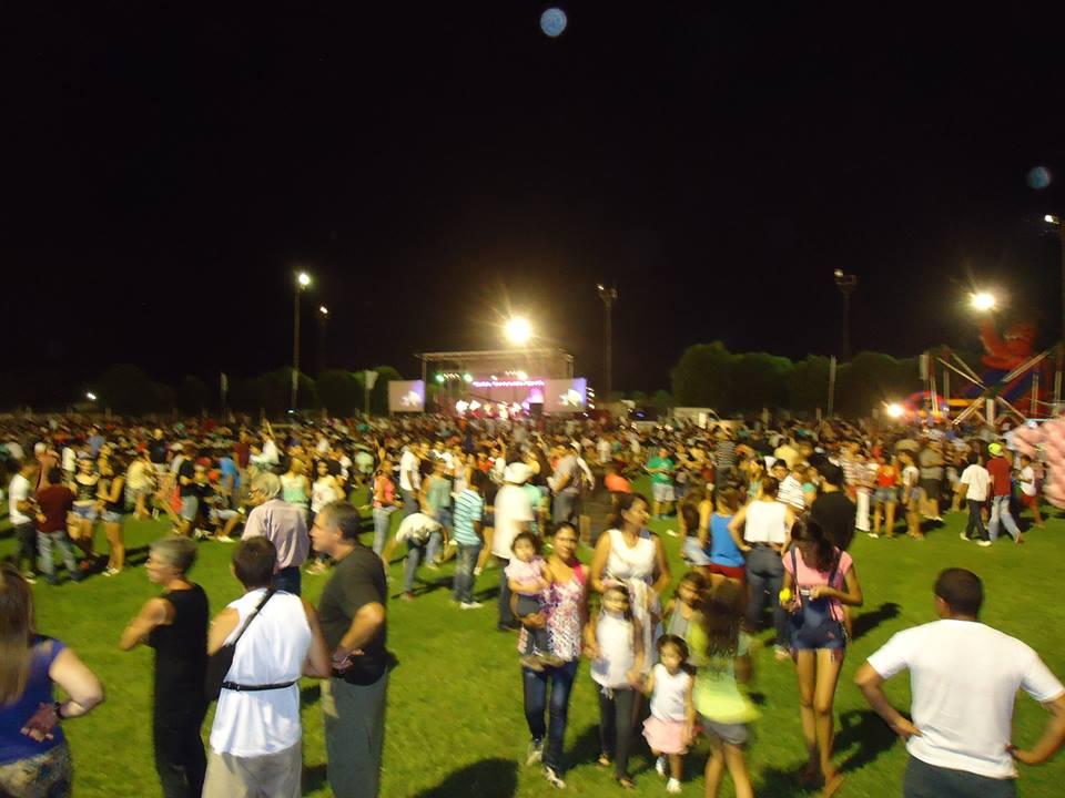 Multitudinaria Fiesta Provincial del Chorizo en Ataliva