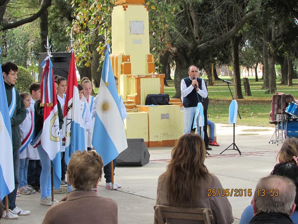 Ataliva: Gran festejo patrio