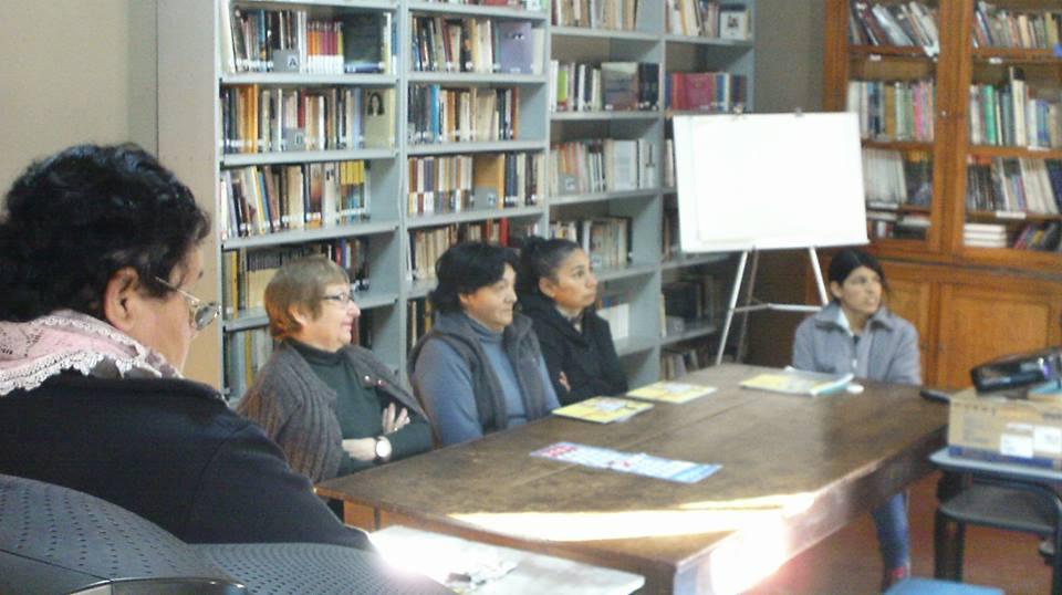 Ataliva: Segunda jornada de alfabetización