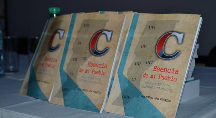 En Pilar se presentará el libro «Esencia de mi pueblo»