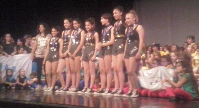 Grupo de «Baile India Ritmos» de Ataliva participó en Rafaela