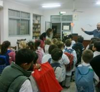 Esperanza: Cuenta Cuentos en la Biblioteca Municipal